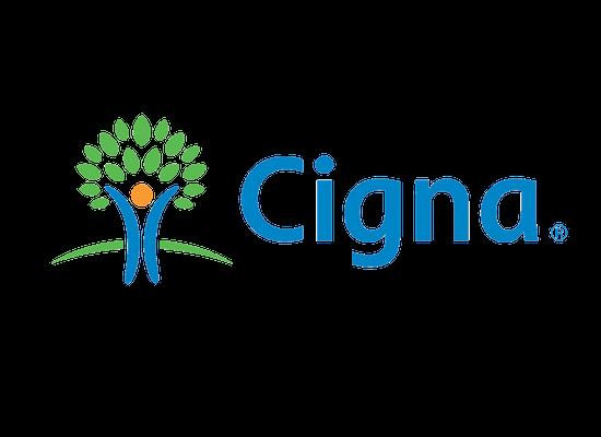 cigna logo block.
