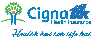 Cigna TTK Health Insurance.