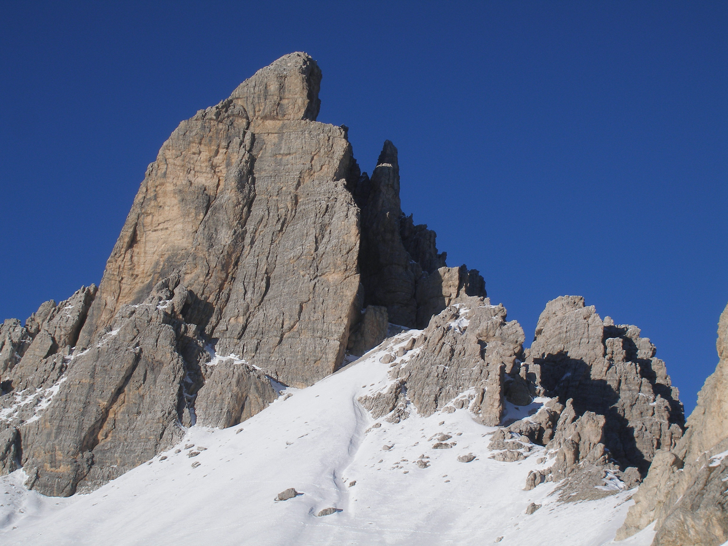mondeval>cima d'ambrizzola : Photos, Diagrams & Topos : SummitPost.