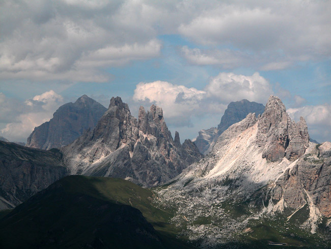 Cima Ambrizzola (2715m), : Photos, Diagrams & Topos : SummitPost.