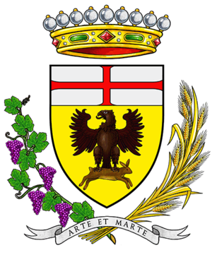 Armoriale dei comuni della provincia di Alessandria.
