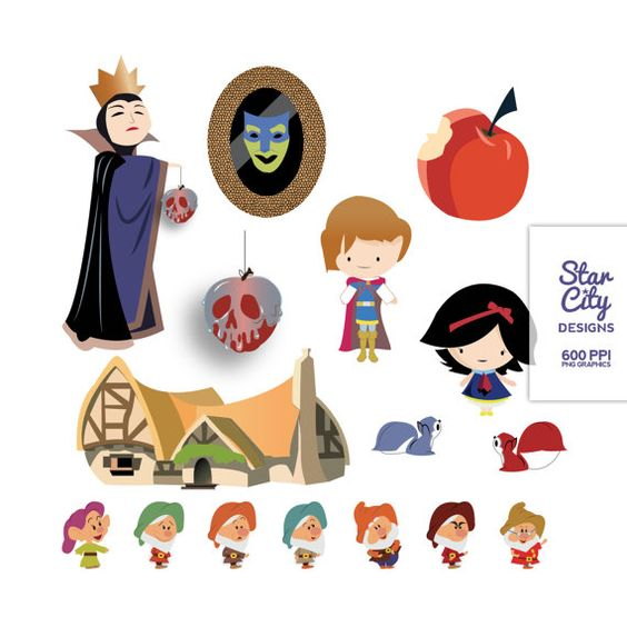 Star city Designs snow white.