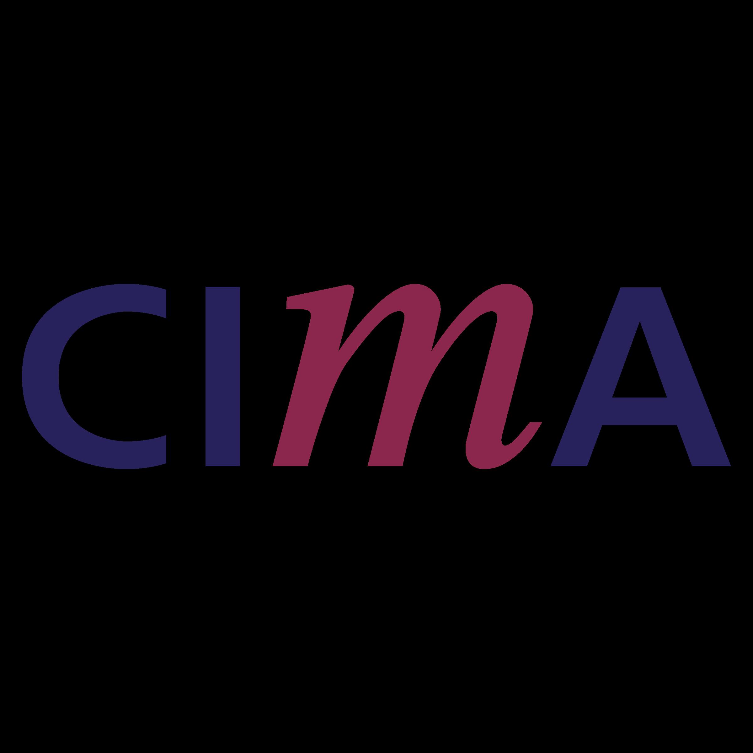 CIMA Logo PNG Transparent & SVG Vector.