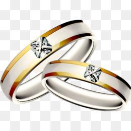 Cincin Kawin, Cincin, Pernikahan gambar png.