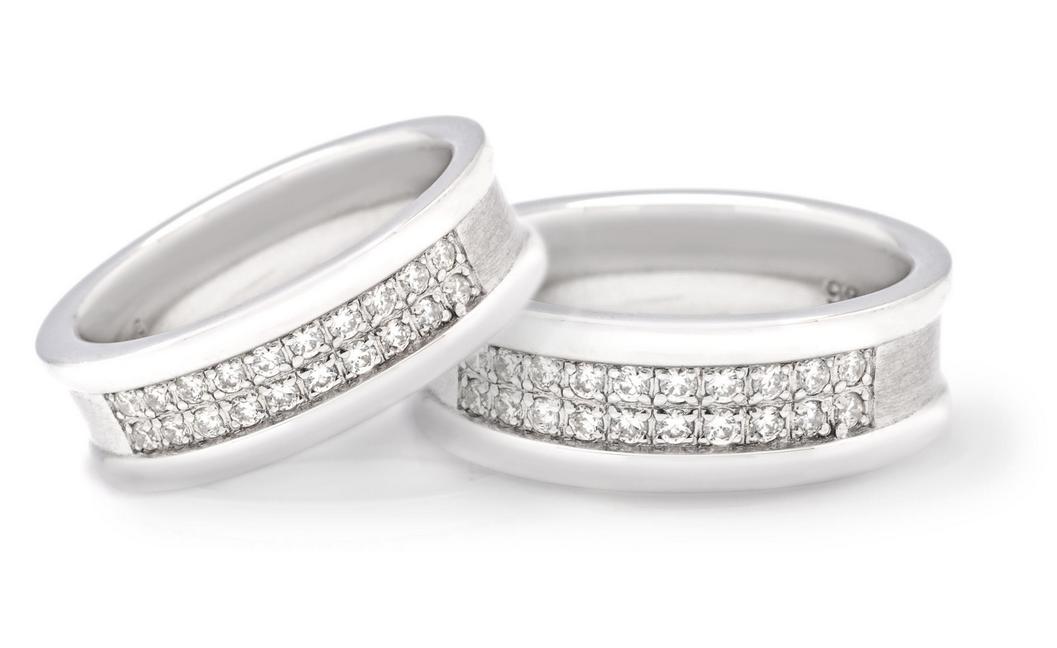 cincin couple perak cincin perak couple murah.