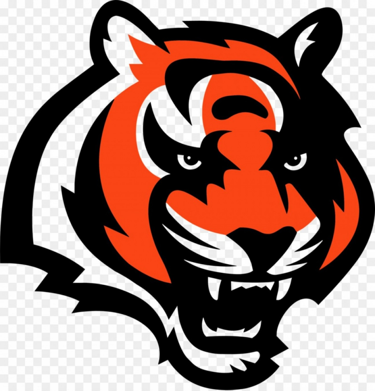 Cincinnati Bengals Logo Vector Svg.