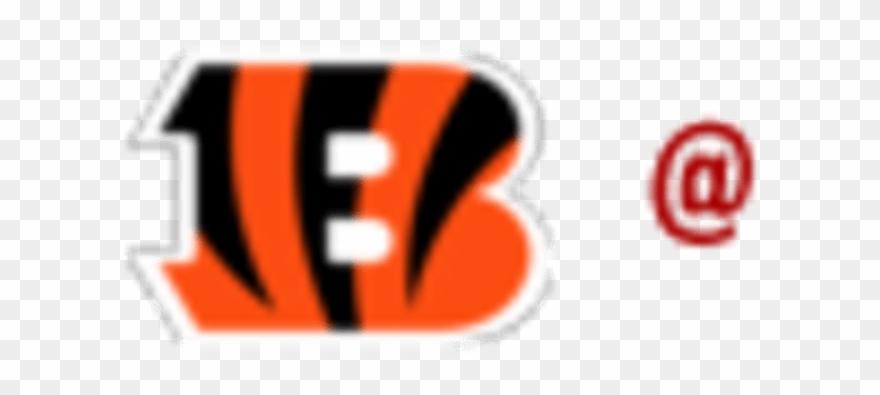 Cincinnati Bengals Football Logo Clipart (#1763464).
