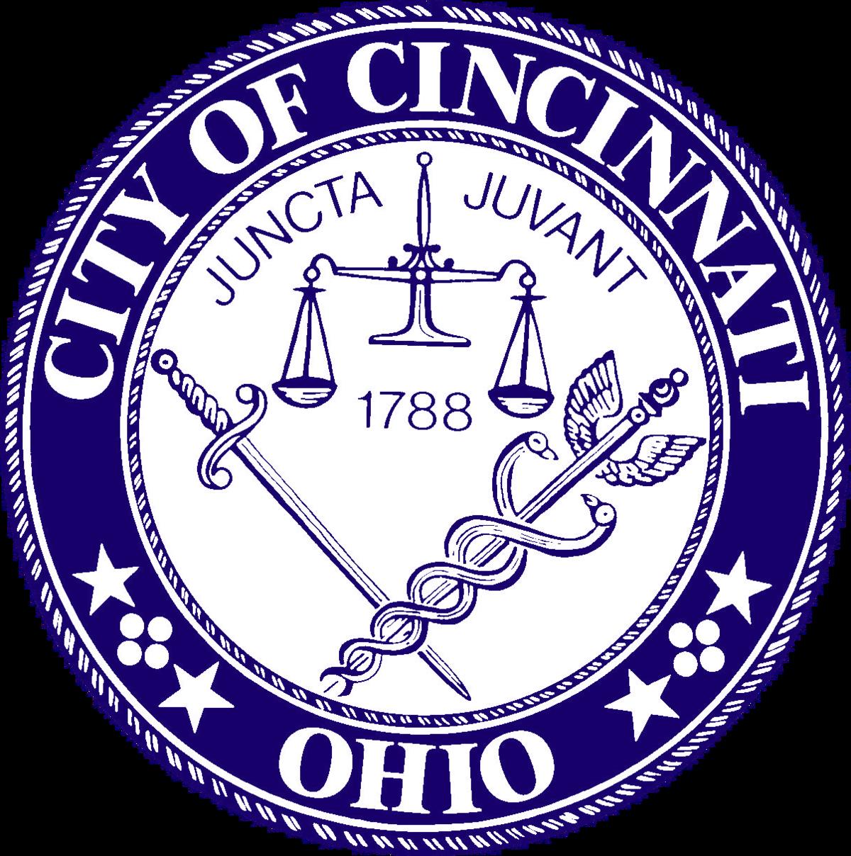 Seal of Cincinnati.