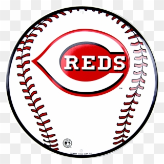 Cincinnati Reds Ball Clipart (#2256412).
