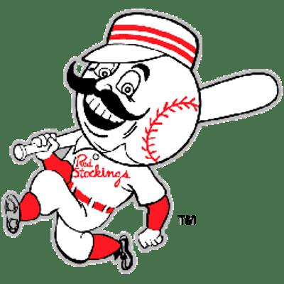 Cincinnati Reds Logo transparent PNG.