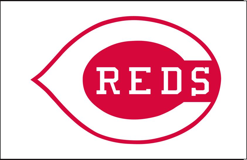 Cincinnati Reds Jersey Logo.