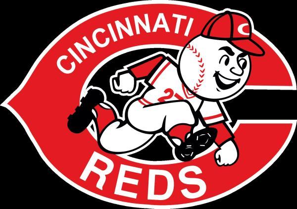 Details about Cincinnati Reds Mascot C logo Vinyl Decal / Sticker 5 Sizes!!!.