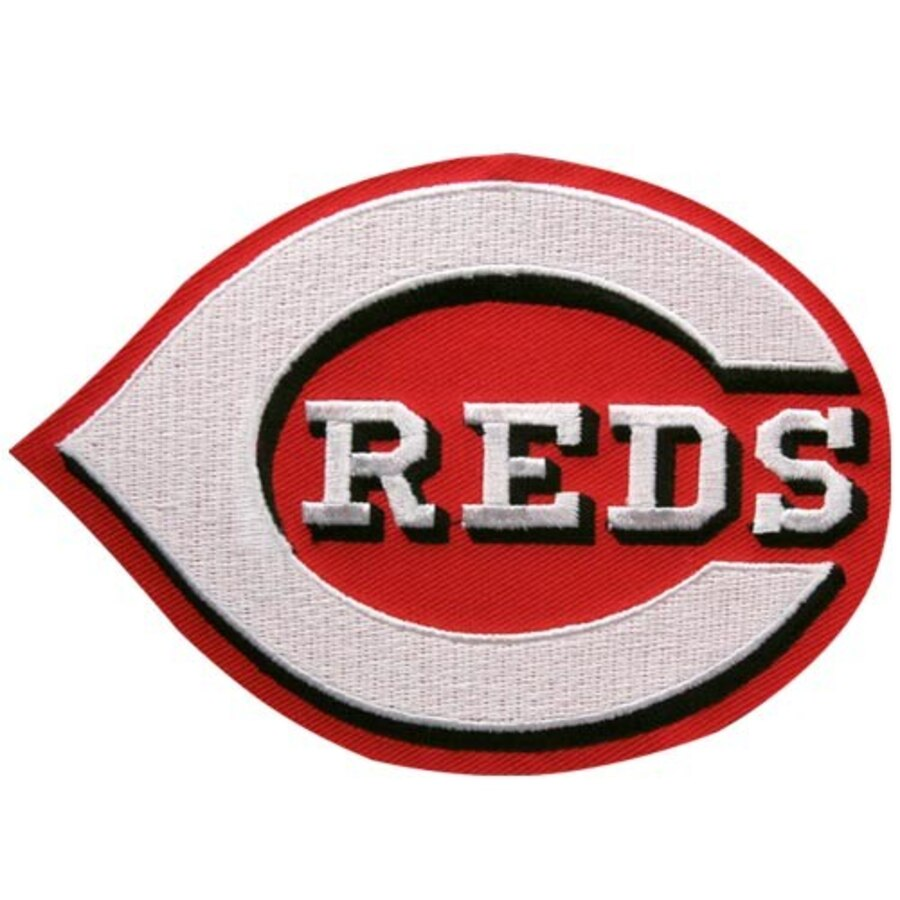 Cincinnati Reds Primary Logo Patch.