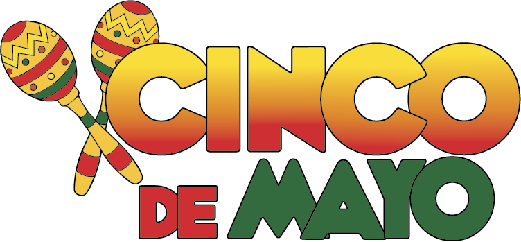 Cinco De Mayo Celebration Clipart.