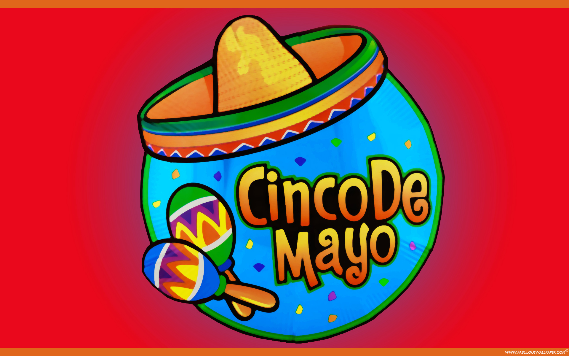 Cinco de mayo clip art cinco titles 2 2.