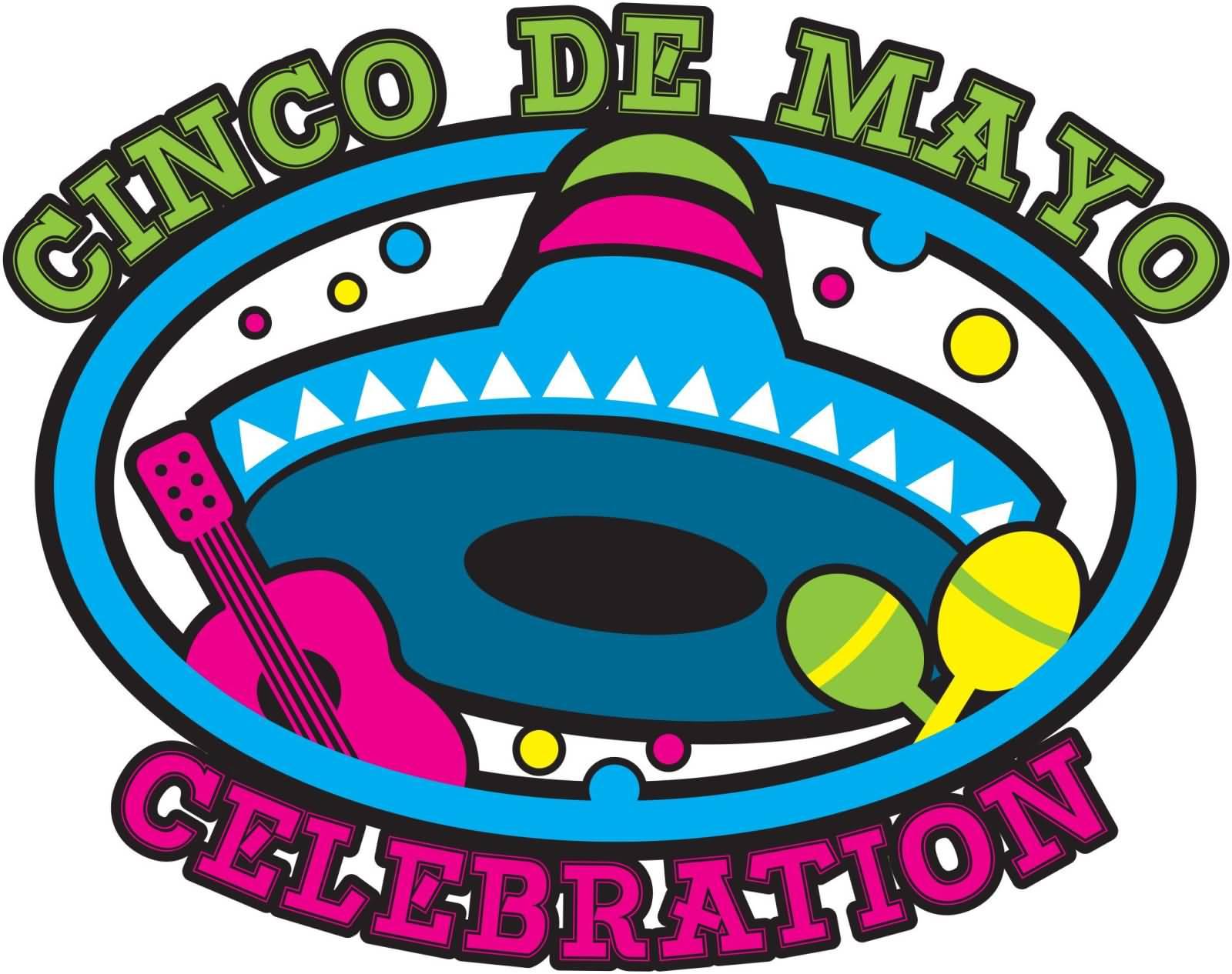 Cinco De Mayo Celebration Clipart.