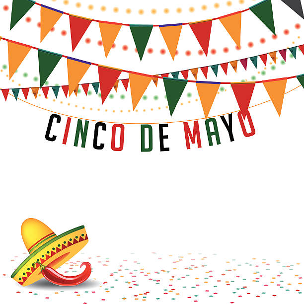 Best Cinco De Mayo Illustrations, Royalty.