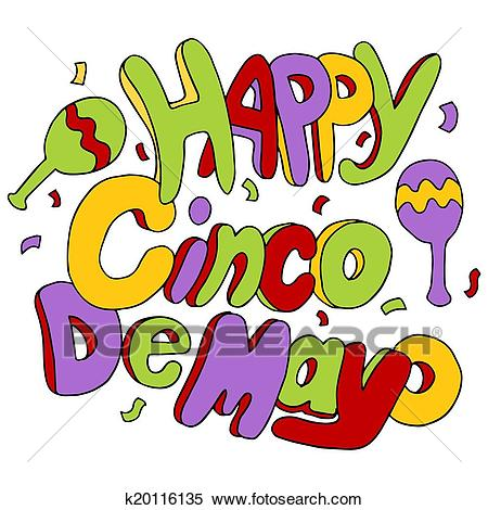 Happy Cinco De Mayo Clipart.
