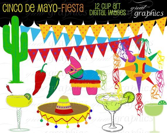 Fiesta Clipart Fiesta Clip Art Cinco De Mayo Clip Art Fiesta.