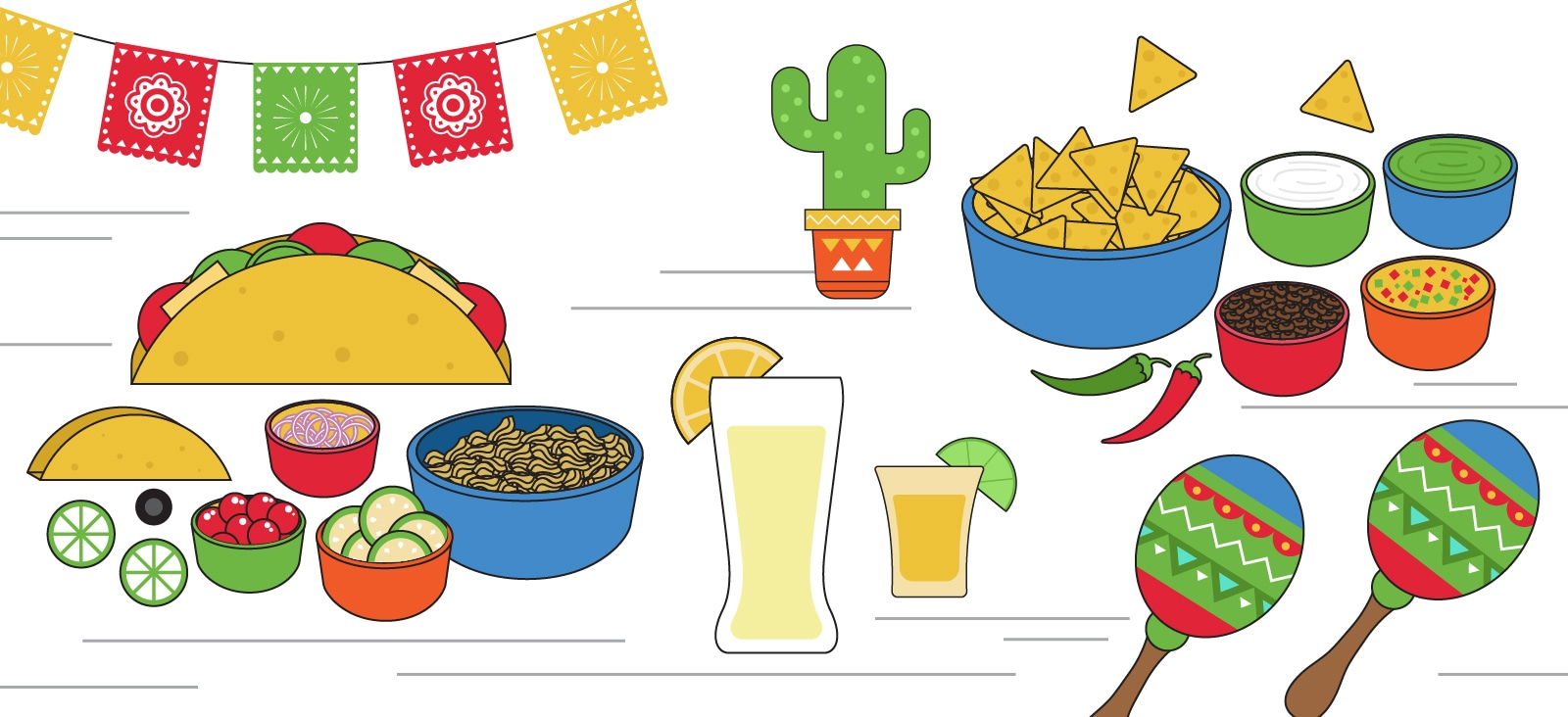 Key Elements for the Perfect Cinco De Mayo Office Party.