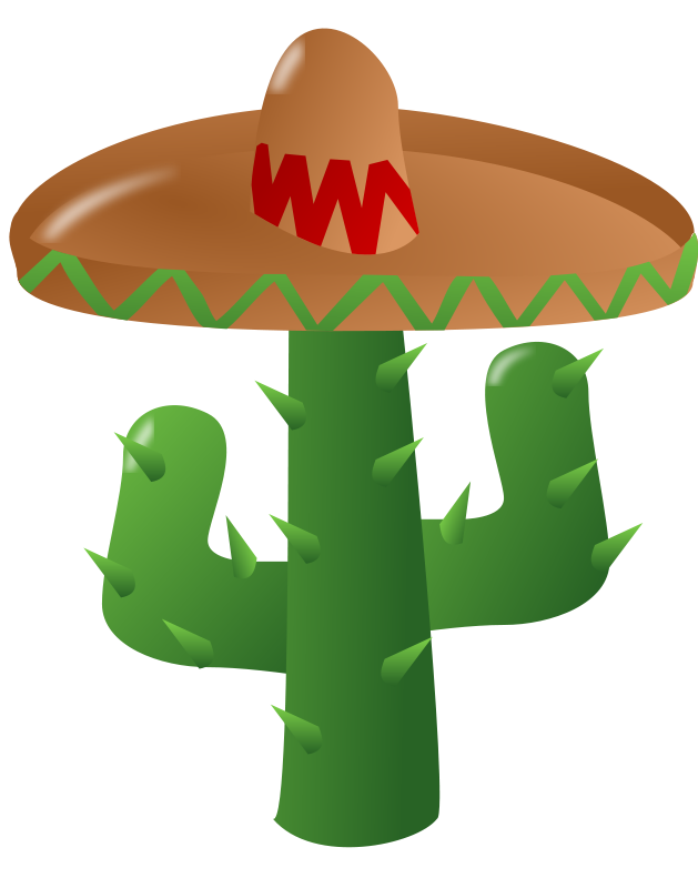 Free Clipart: Cinco de Mayo ns.