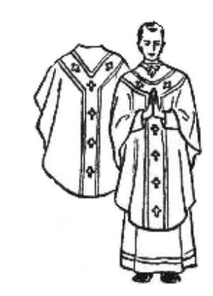 Vesting Prayers • Part 8 of 8.