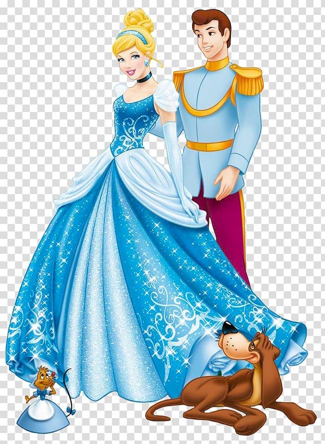 Cinderella and Prince Charming illustration, Brazil.