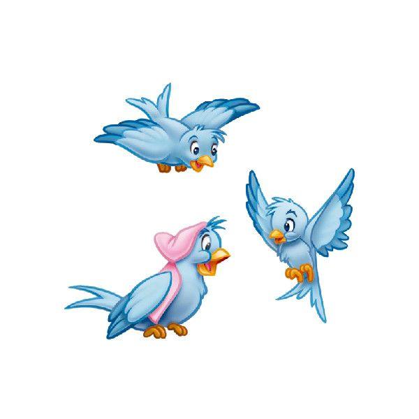 cinderella birds.