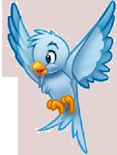 Bird clipart disney #2.
