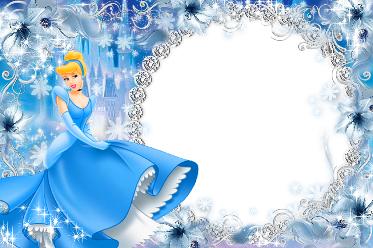 Cinderella clipart borders, Cinderella borders Transparent FREE for.
