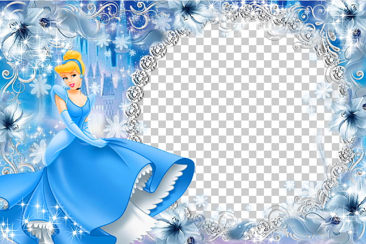 Snow White frame Disney Princess, Cinderella File.
