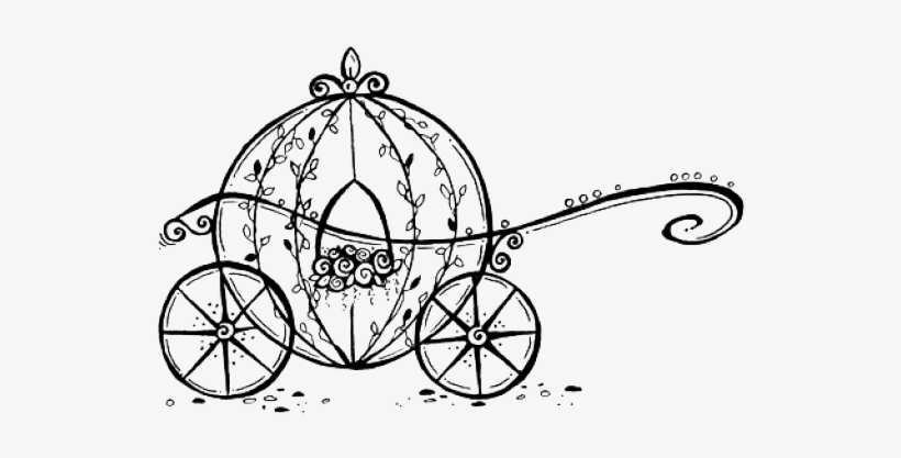 Carriage Clipart Cinderella Coach.