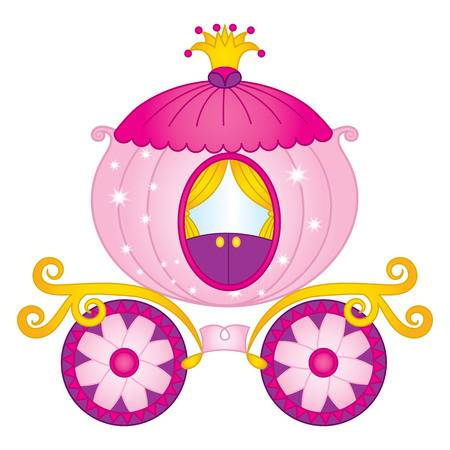 451 Cinderella Carriage Stock Vector Illustration And Royalty Free.