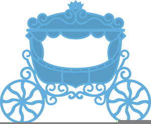Princess Carriage Clipart Free.