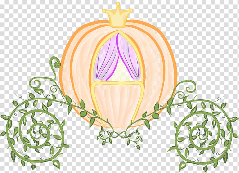 Cinderella Carriage Pumpkin , Carriage transparent background PNG.