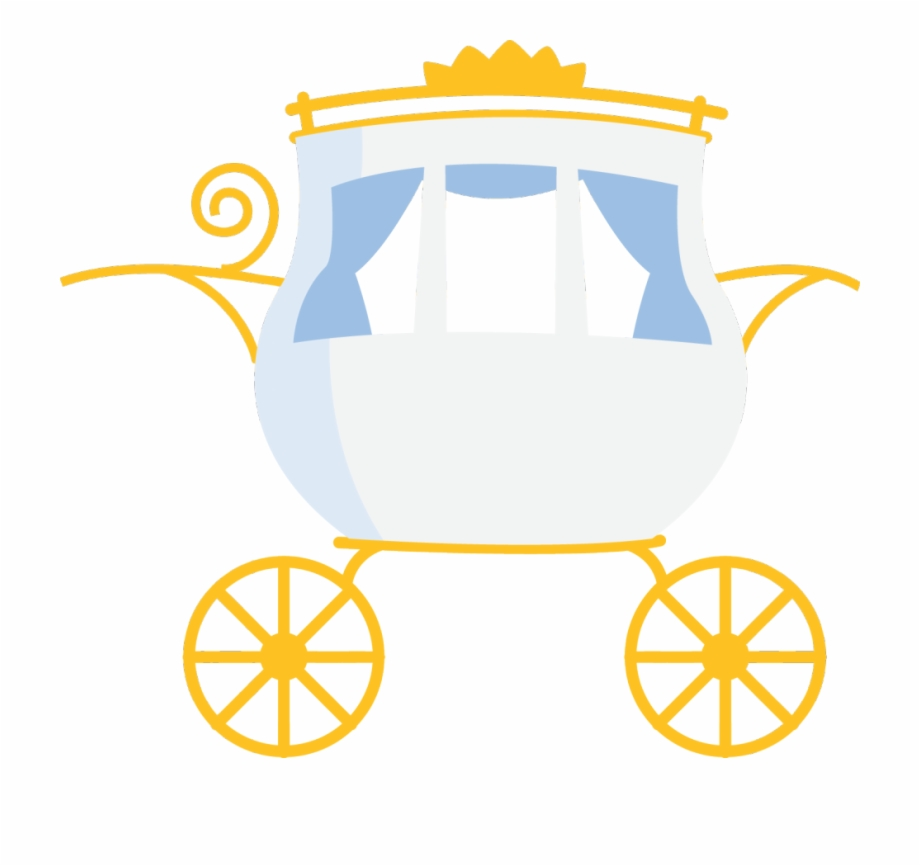 Cinderella's Carriage Clipart.