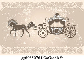 Princess Carriage Clip Art.