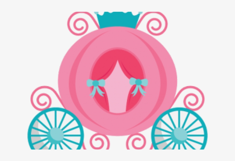 Princess Carriage Clipart.