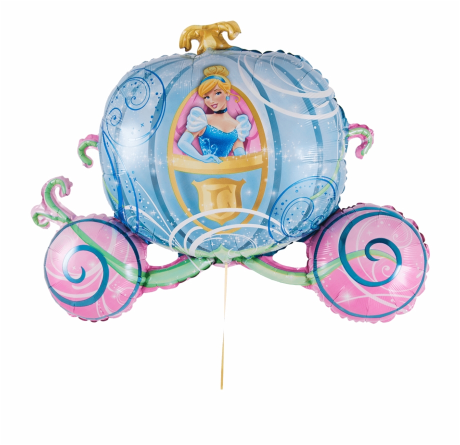 Cinderella's Carriage Free PNG Images & Clipart Download #1549355.