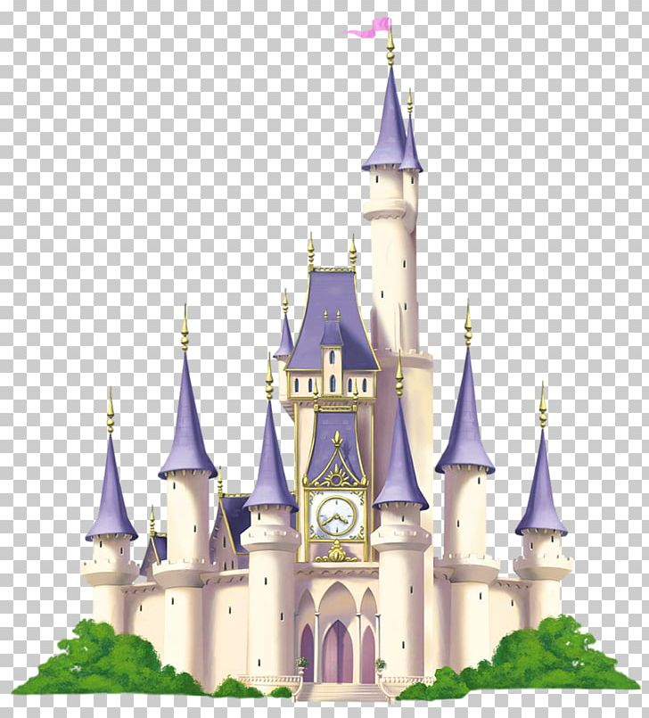 Magic Kingdom Sleeping Beauty Castle Cinderella Castle Disney.