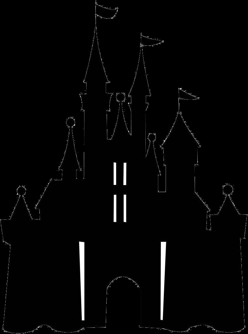 Cinderella Castle Disney Clipart Beautiful Best Logo Png.