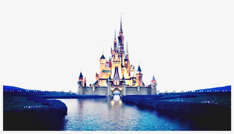 Cinderella Castle Png.