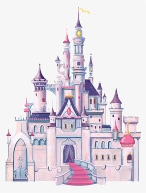 Disney Castle PNG Images.