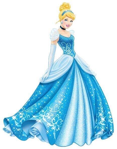 Disney Cinderella Clipart.