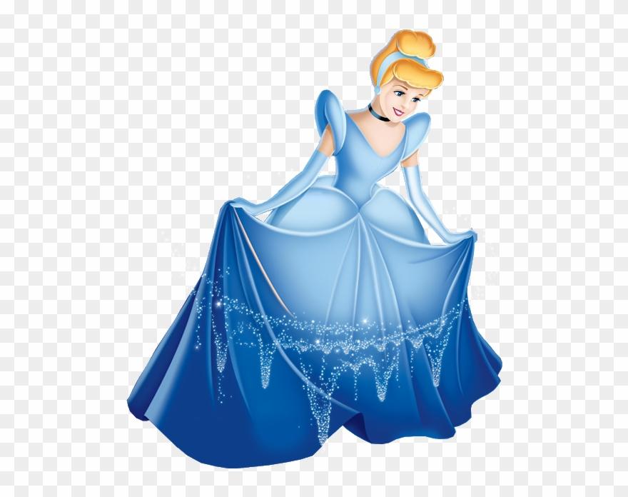 Cinderella Clipart.