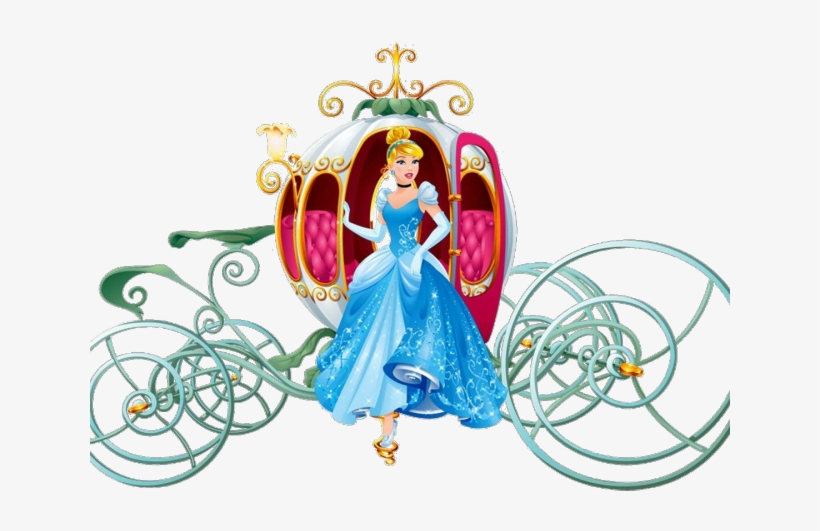 Carriage Clipart Cinderella Coach.
