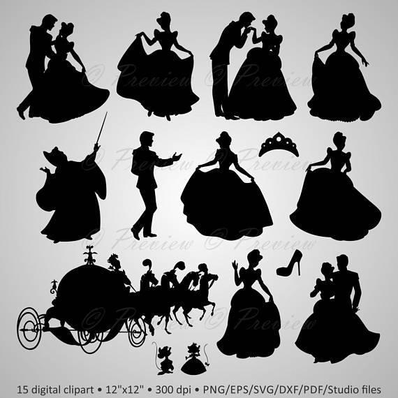 Cinderella crown clipart 3 » Clipart Portal.