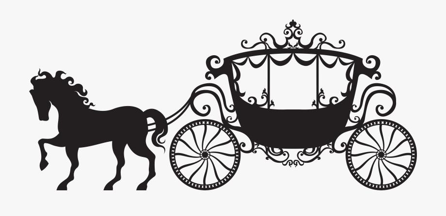 Cinderella Clipart Chariot.