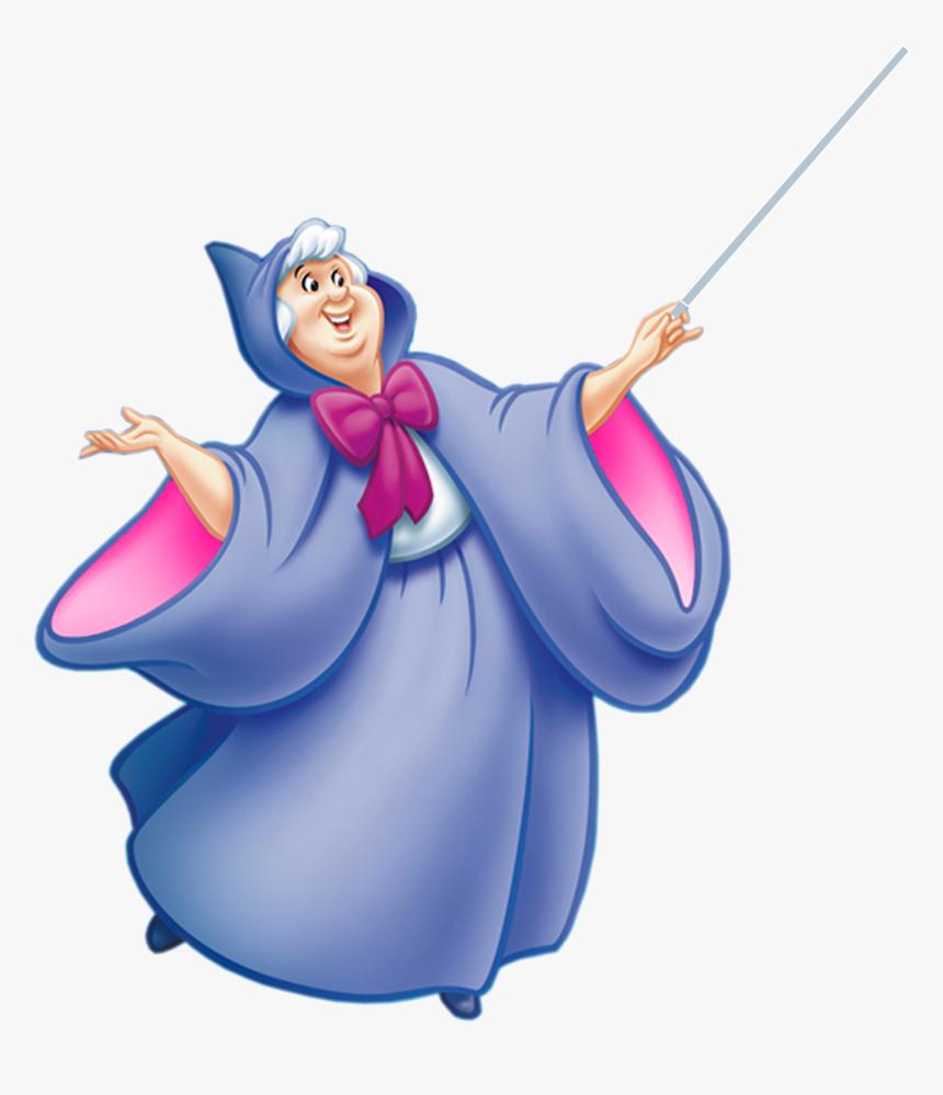 Cinderella Fairy Godmother The Walt Disney Company.