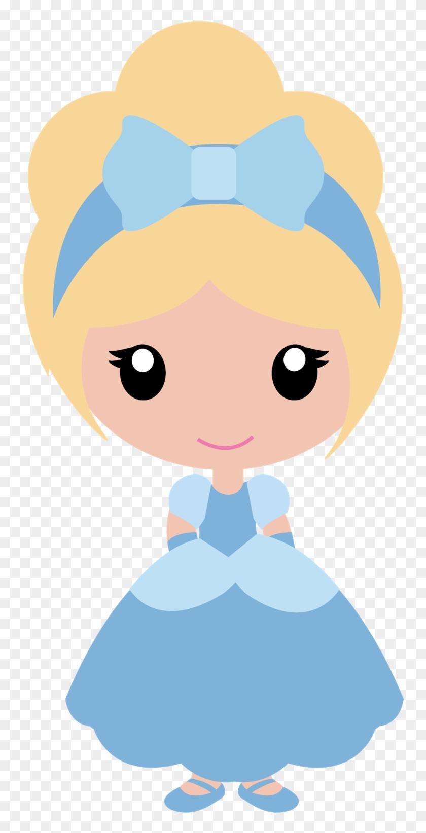 Cinderella Clipart Simple Princess.